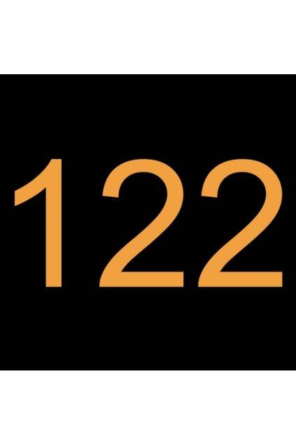 122# 5140135-89 ŠROUB M4 X 0.7 X 6