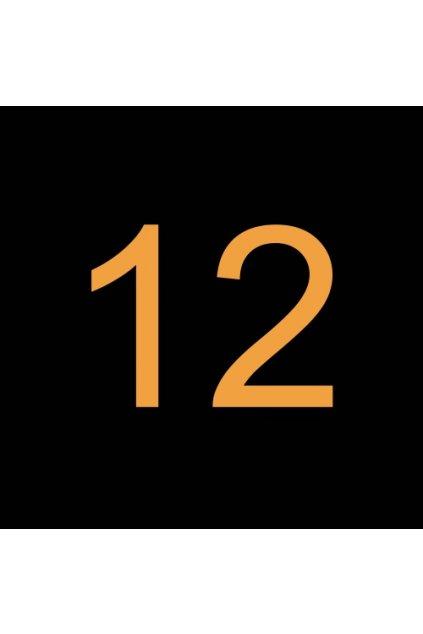 12# N475306 O-KROUŽEK