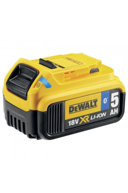 3338 dcb184b dewalt baterie 18 volt xr li ion s kapacitou 5 ah tool connect bluetooth
