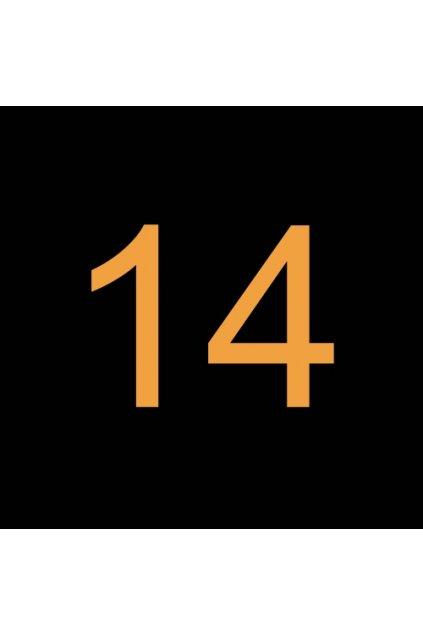 14# N438438 VLOŽKA ANTI VIB COVER